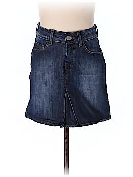 Zara Denim Skirt Size 2
