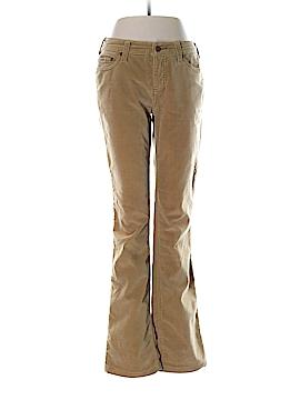 Pure color Velour Pants 26 Waist