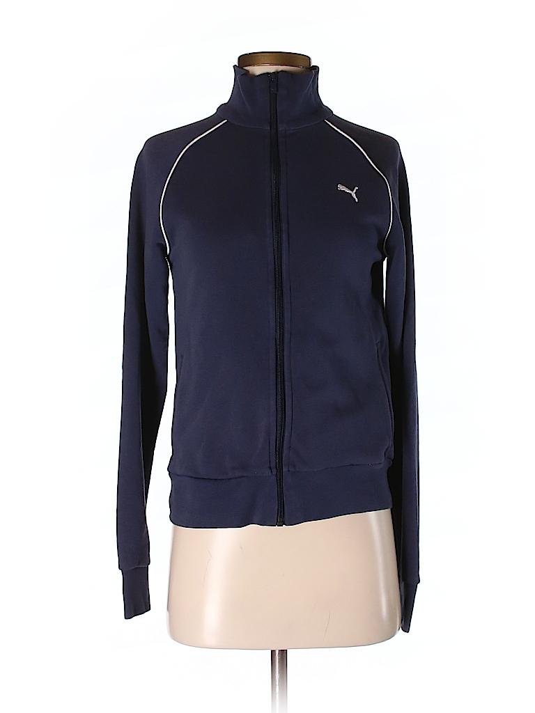 Puma Women Track Jacket Size S