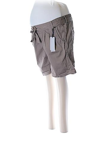 Noppies Maternity Khaki Shorts Size M (Maternity)