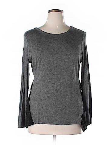 Kim & Cami Long Sleeve Top Size XL