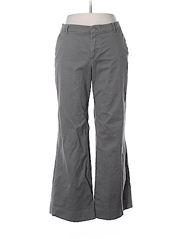 Gap Outlet Khakis Size 18 (Plus)