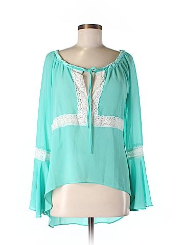 Joyce Long Sleeve Blouse Size M