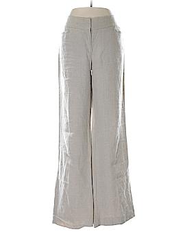 Ann Taylor LOFT Linen Pants Size 6