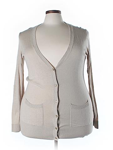 MICHAEL Michael Kors Cardigan Size 2X (Plus)