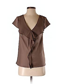 Meadow Rue Short Sleeve Blouse Size XS