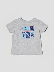 Janie and Jack Boys Short Sleeve T-Shirt Size 18-24 mo