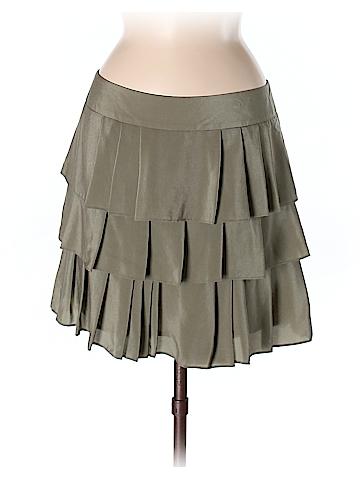 Banana Republic Heritage Collection Silk Skirt Size 6