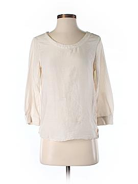 Steven Alan 3/4 Sleeve Blouse Size P