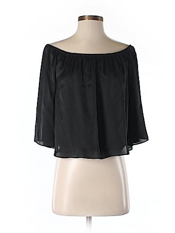 Mink Pink 3/4 Sleeve Blouse Size M