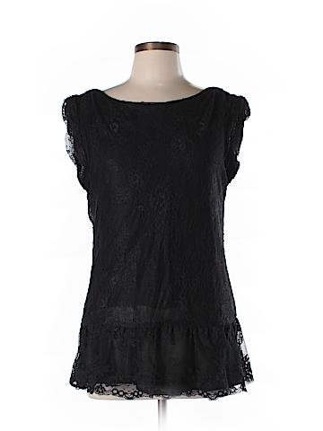 Alice + olivia Short Sleeve Top Size L