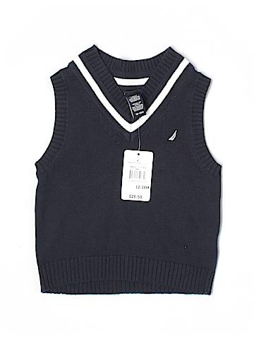 Nautica Sweater Vest Size 12-18 mo