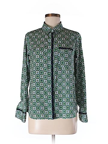 G by Giuliana Rancic Long Sleeve Blouse Size XS