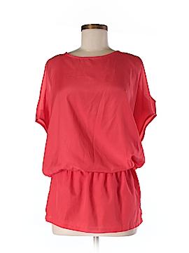 Blaque Label Short Sleeve Blouse Size M