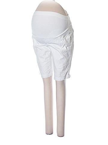 Old Navy - Maternity Khaki Shorts Size 1 (Maternity)