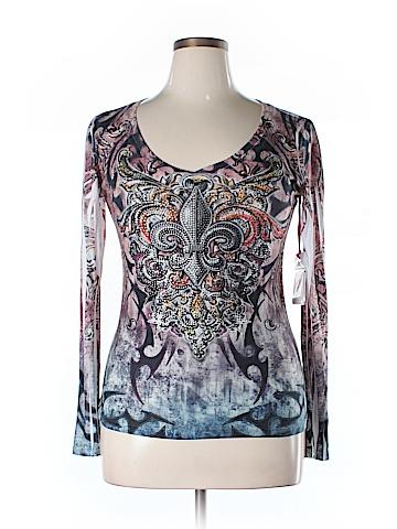 Katydid Collection Long Sleeve Top Size XL