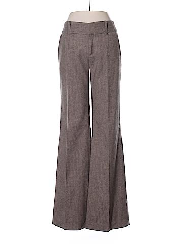 Zara Basic Wool Pants Size 6