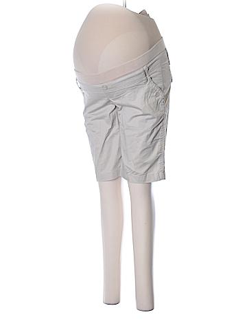 Old Navy Khaki Shorts Size XS (Maternity)