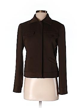 Lafayette 148 New York Wool Coat Size 2