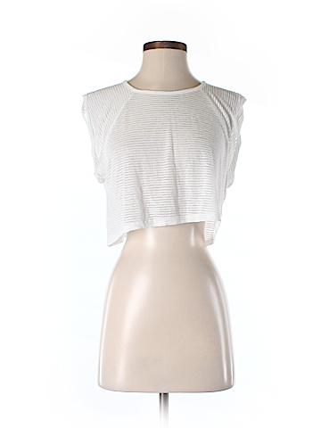 Mink Pink Short Sleeve Top Size M