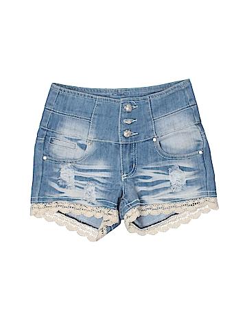 Almost Famous Denim Shorts Size 0