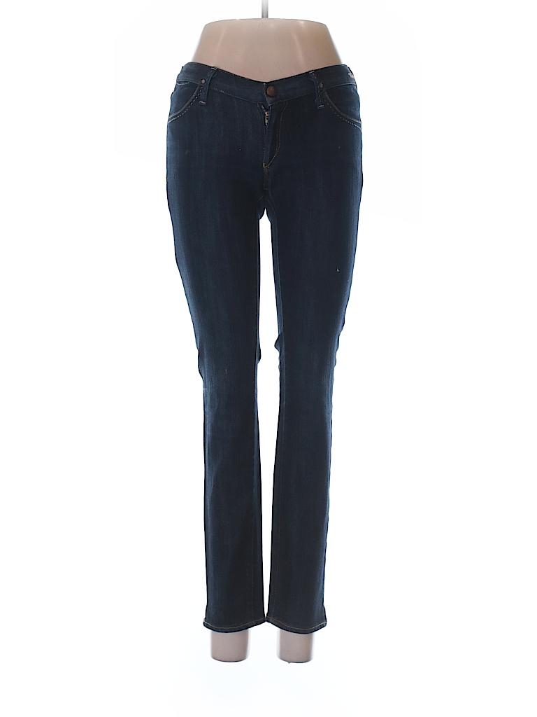 Gold Sign Women Jeans 26 Waist