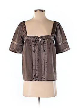 IRO Short Sleeve Blouse Size 36 (FR)