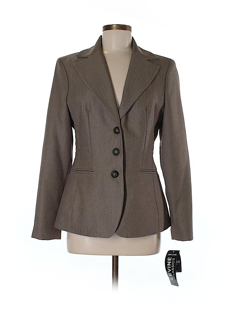 Levine Classics Women Blazer Size 8