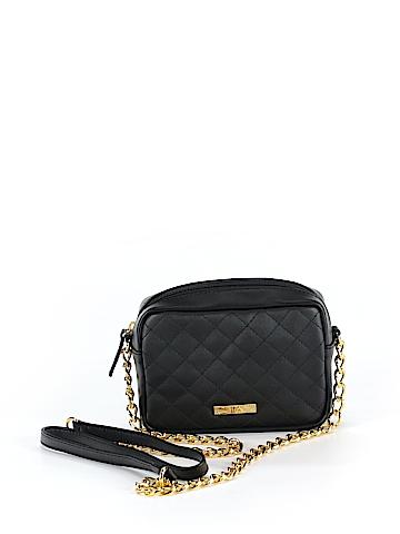 IMAN Women Leather Crossbody Bag One Size