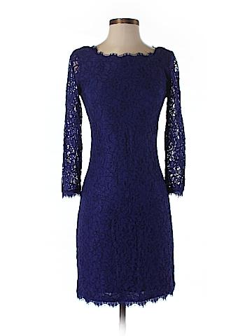Diane von Furstenberg Cocktail Dress Size 2