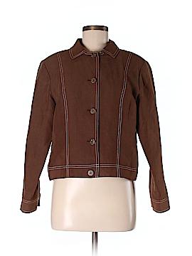 Pendleton Silk Blazer Size P