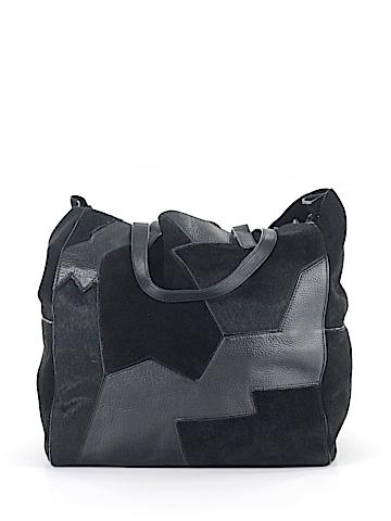 Zara Leather Tote One Size