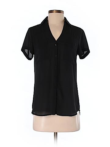 Express Short Sleeve Blouse Size XS (Petite)