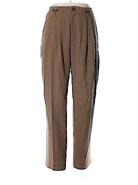 The J. Peterman Co. Silk Pants Size 16
