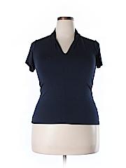 Fabrizio Gianni Short Sleeve Top Size XL