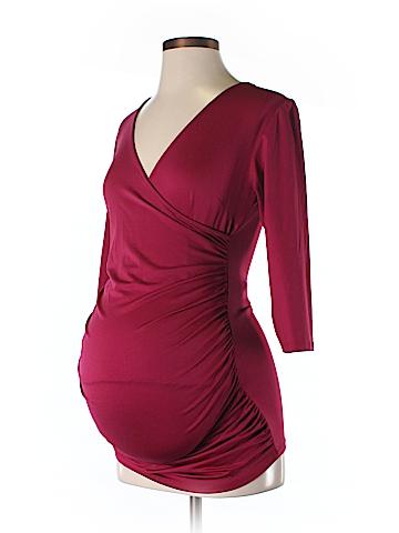 Eva Alexander 3/4 Sleeve Top Size 2 (Maternity)