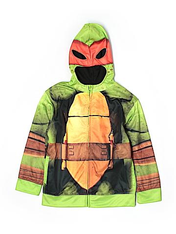 Nickelodeon Zip Up Hoodie Size 7