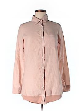 JPark Long Sleeve Button-Down Shirt Size Sm (1)