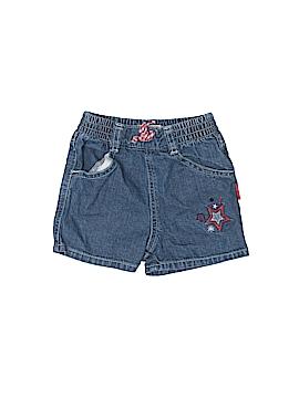 OshKosh B'gosh Denim Shorts Size 3-6 mo
