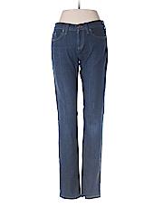 Lands' End Canvas Women Jeans 26 Waist