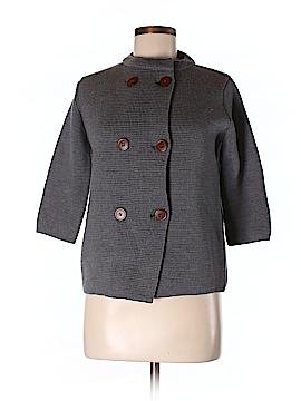 Barneys New York Wool Cardigan Size M