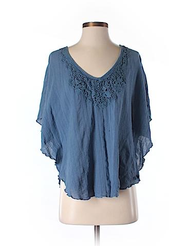 Billabong Short Sleeve Blouse Size S