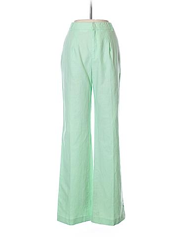 J. Crew Factory Store Linen Pants Size 2