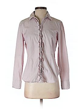 Steve & Barry's Long Sleeve Button-Down Shirt Size S