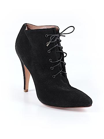 Sigerson Morrison Women Ankle Boots Size 9 1/2