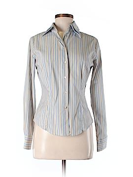 NaraCamicie Long Sleeve Button-Down Shirt Size 6 (II)
