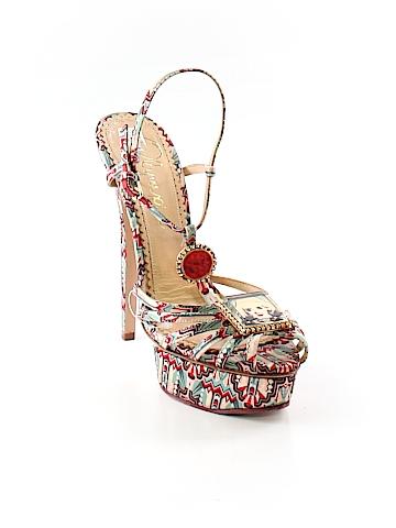 Charlotte Olympia Heels Size 38.5 (EU)