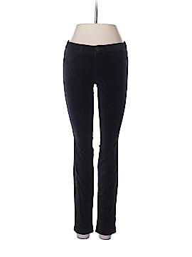 J Brand Velour Pants 26 Waist