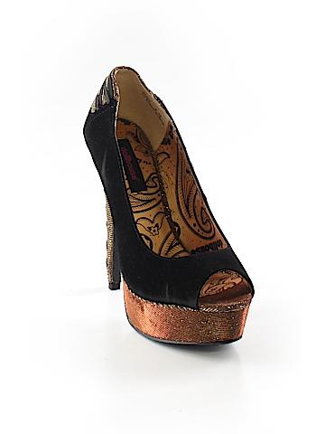 Dollhouse Heels Size 6 1/2