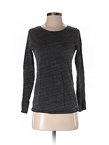Ann Taylor LOFT Women Long Sleeve T-Shirt Size S